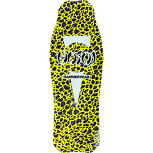 Hosoi - Hammerhead Og Leopard Deck-10.5x31 Yel - Skateboard Deck