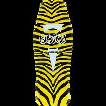 Hosoi - Hammerhead Og Zebra Deck-10.5x31 Yel - Skateboard Deck