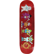 Pizza - Hardees Deck-8.25 - Skateboard Deck