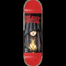 Darkstar - K.johnson Heavy Metal Ii Deck-8.25 R7 - Skateboard Deck