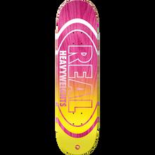 Real - Heavyweights Deck-8.25 Pink - Skateboard Deck
