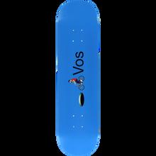 SKATE MENTAL - Mental Vos Hole Deck-8.12 - Skateboard Deck