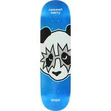 Enjoi - Berry Kiss Metallic Deck-8.12 R7 Blue - Skateboard Deck