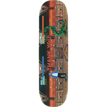 Thank you - You Daewon Kombat Deck-8.0 - Skateboard Deck
