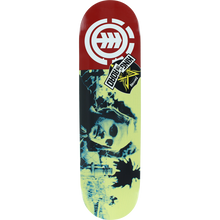 Element - Apse Kotr Head Deck-8.2 - Skateboard Deck