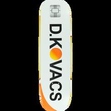 Pizza - Kovacs Ducky Card Deck-8.0 - Skateboard Deck
