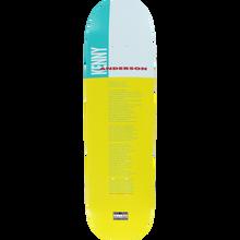 Chocolate - K.anderson Liner Notes Deck-8.5 - Skateboard Deck