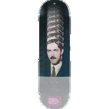 The Killing Floor - Listen To Alan Watts Deck-8.38 - Skateboard Deck