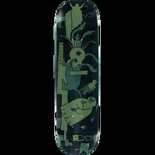 KROOKED - Walker Locked Deck-8.12 - Skateboard Deck