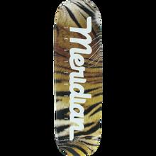 Mercury - Logo Script Tiger Deck-8.5 - Skateboard Deck