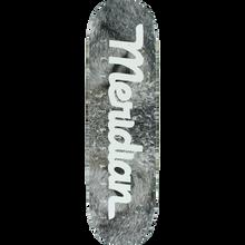 Mercury - Logo Script Wolf Deck-8.25 - Skateboard Deck
