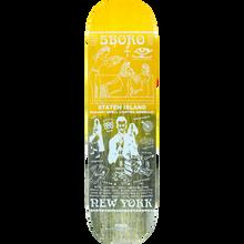 FIVE BORO - Lucky Candle Staten Island Deck-8.25 Fade - Skateboard Deck