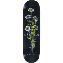 Mercury - Maybe Monday Flower Deck-8.25 Black - Skateboard Deck