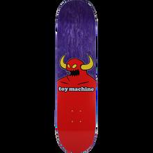 Toy Machine - Monster Deck-8.0 Purple Stain - Skateboard Deck