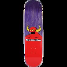 Toy Machine - Monster Deck-8.38 Purple Stain - Skateboard Deck