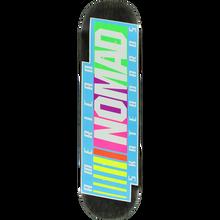 American - Nomad Nascar Deck-8.5 Assorted - Skateboard Deck