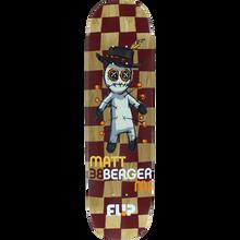Flip - Berger Notebook Deck-8.0 - Skateboard Deck