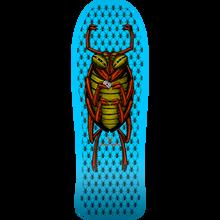 Powell Peralta - Og Bug 02 Deck-9.85x29.6 Lt.blue - Skateboard Deck