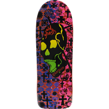 Vision - Old Ghost Mc Deck10x30.25 Red/pink/blu - Skateboard Deck