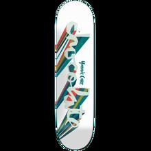 Chocolate - Cruz Original Chunk Wr37 Deck-8.12 - Skateboard Deck