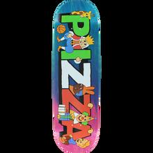 Pizza - Party Deck-8.75 Asst Split Stain - Skateboard Deck