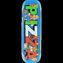 Pizza - Party Deck-8.37 Blue - Skateboard Deck