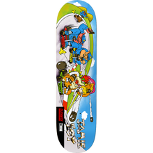 DEATH WISH - Foy Pig Pursuit Deck-8.0 - Skateboard Deck