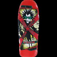 Vision - Psycho Stick Ii Deck-10x30.5 Red Dip - Skateboard Deck