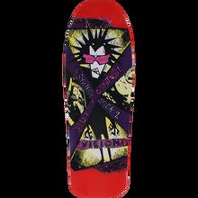 Vision - Psycho Stick Ii Deck-10x30.5 Red/purple - Skateboard Deck
