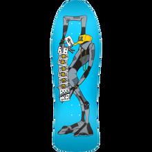 Powell Peralta - Barbee Ragdoll Deck-10x31.875 Blue - Skateboard Deck