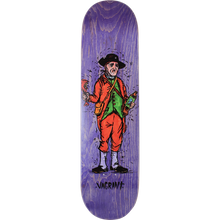 Vagrant - Rambler Minute Man Deck-8.25 - Skateboard Deck