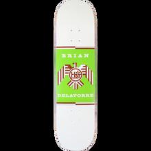 Habitat - Delatorre Raptor Terratone Deck-8.12 - Skateboard Deck
