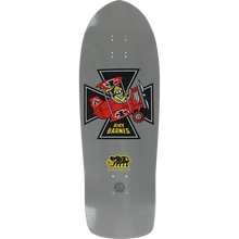 Black Label - Barnes Red Baron Deck-10.25x31.5 Grey Dip - Skateboard Deck