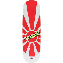 The Folklore Project - Folklore Project Muska Rising Sun Deck-8.25 - Skateboard Deck