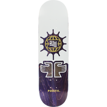 Politic - Ritual Deck-8.25 Assorted Stains - Skateboard Deck