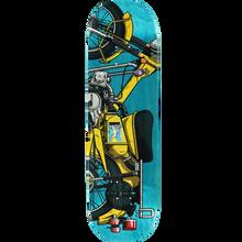 Send Help - Help Cook Rockers Deck-8.75 - Skateboard Deck
