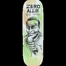 Zero - Allie Self Control Deck-8.5 - Skateboard Deck