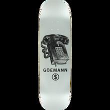 SLAVE - Goemann Silver Lining Deck-8.25 Silver - Skateboard Deck