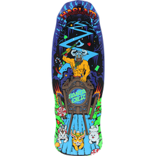 Santa Cruz - Haslam Snack Warrior Deck-9.9x30.84 - Skateboard Deck