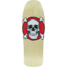 American - Nomad Spoon Anvil Dk-10x31.75 Nat/wht/red - Skateboard Deck