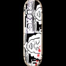 KROOKED - Sandoval Stern Deck-8.38 - Skateboard Deck