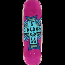 Dogtown - Street Cross Deck-8.0 Purple/blue - Skateboard Deck