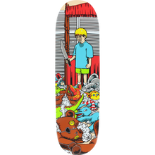 101 Boards - Mcnatt Stuffed Animals Transfer Deck-8.5 - Skateboard Deck