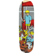 101 Boards - Mcnatt Stuffed Animals Screened Deck-8.5 - Skateboard Deck
