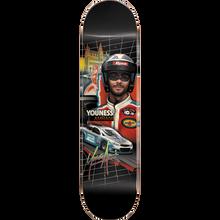 ALMOST - Youness Talladega Slick Deck-8.0 R7 - Skateboard Deck