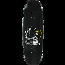 Send Help - Help Tee Tee Deck-9x32.5 - Skateboard Deck