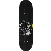 Send Help - Help Tee Tee Deck-8.5 - Skateboard Deck