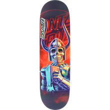 Santa Cruz - The Worst Black Falcon Deck-8.5 Everslick - Skateboard Deck