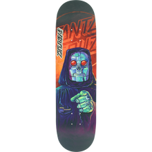 Santa Cruz - The Worst Robot Reaper Deck-8.0 Everslick - Skateboard Deck
