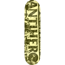 Anti Hero - Third Quarter Deck-8.06 Cream Ppp - Skateboard Deck